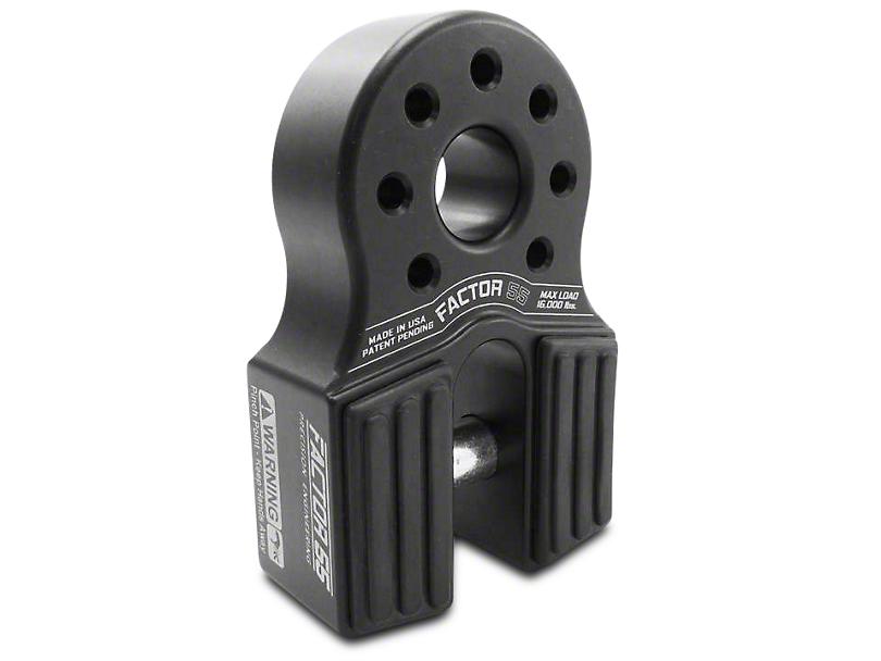Factor 55 FlatLink - Black (07-18 Sierra 1500)