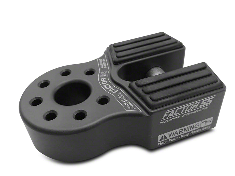Factor 55 FlatLink - Gray (07-19 Sierra 1500)