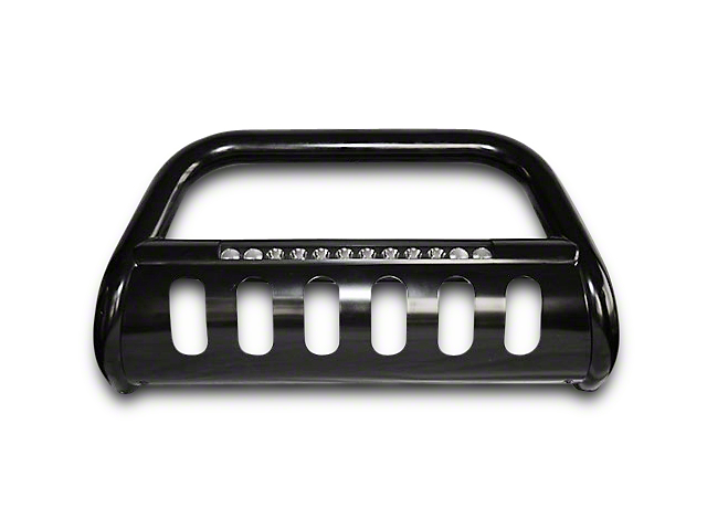 Steel Craft Bull Bar w/ 20 in. LED Light Bar (07-13 Sierra 1500)