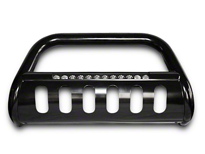 Steel Craft Bull Bar w/ 20 in. LED Light Bar (14-15 Sierra 1500)