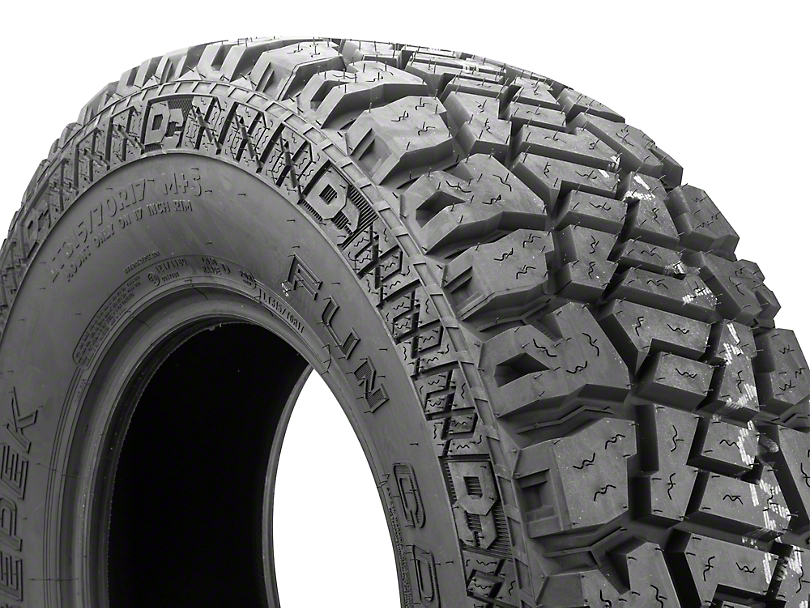 Dick Cepek Fun Country Tire (Available From 31 in. to 37 in. Diameters)