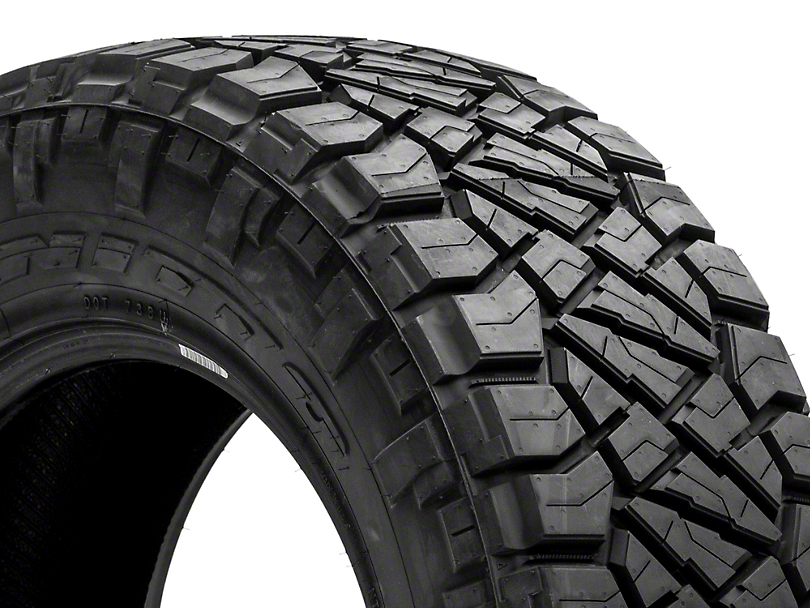 NITTO Ridge Grappler Tire (Available From 31 in. to 35 in. Diameters)