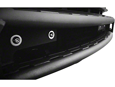 N-Fab M-RDS Radius Pre-Runner Front Bumper w/ Multi-Mount for LED Lights - Textured Black (07-13 Sierra 1500)