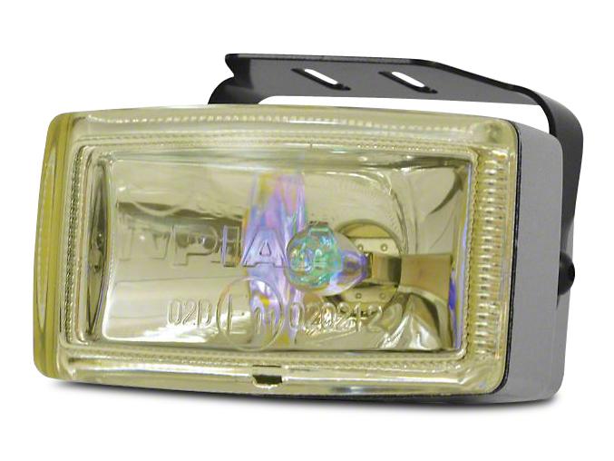 PIAA 2000 Series Ion Yellow Halogen Light - Fog Beam (07-18 Sierra 1500)