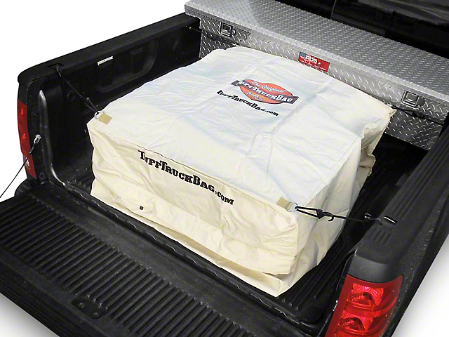 Tuff Truck Bag - Khaki (07-18 Sierra 1500)