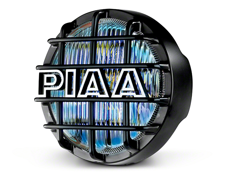 PIAA 540 Series 5 in. Round Ion Yellow Halogen Light - Fog Beam (07-18 Sierra 1500)