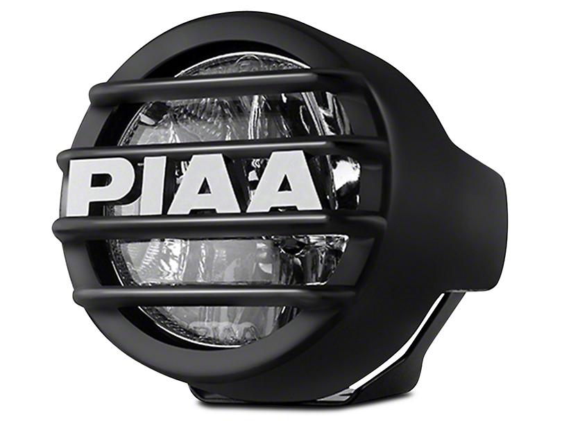 PIAA LP530 3.5 in. Round LED Light - Fog Beam