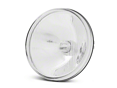 PIAA 40 Series Replacement 6 in. Clear Driving Light Lens/Reflector (07-18 Sierra 1500)