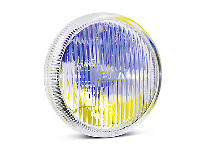 PIAA 510 Series Replacement 4 in. Ion Yellow Fog Light Lens/Reflector (07-18 Sierra 1500)