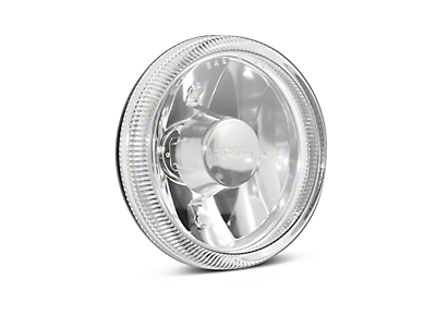 PIAA 510 Series Replacement 4 in. Clear SMR Fog Light Lens/Reflector (07-18 Sierra 1500)