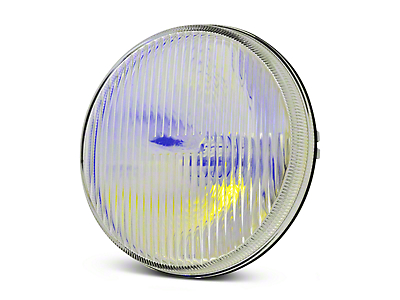 PIAA 520 Series Replacement 6 in. Ion Yellow Fog Light Lens/Reflector (07-18 Sierra 1500)