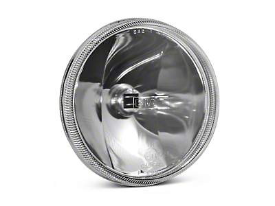 PIAA 520 Series Replacement 6 in. SMR Clear Driving Light Lens/Reflector (07-18 Sierra 1500)