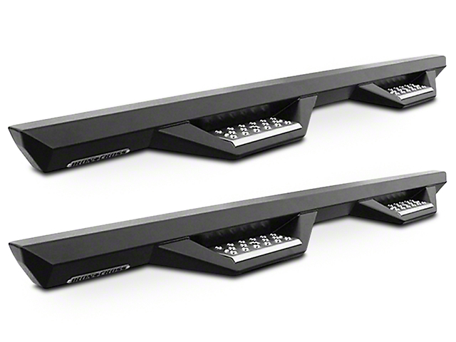 Iron Cross HD Side Step Bars (07-13 Sierra 1500 Regular Cab, Extended Cab)
