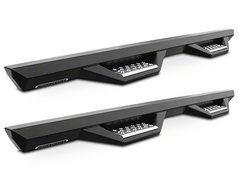 Iron Cross HD Side Step Bars (14-18 Sierra 1500 Regular Cab, Double Cab)