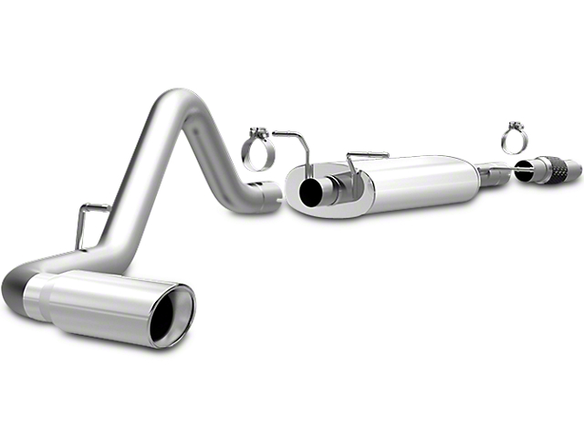 Magnaflow MF Series Single Exhaust System - Side Exit (14-18 4.3L Sierra 1500)