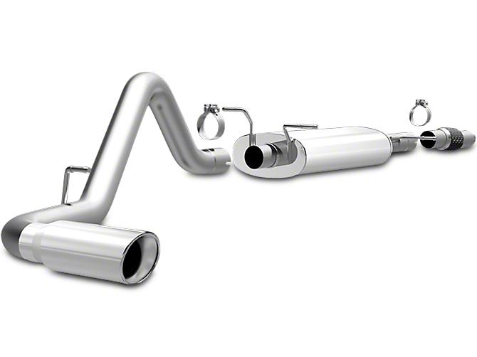Magnaflow MF Series Single Exhaust System - Side Exit (14-18 4.3L Sierra 1500)