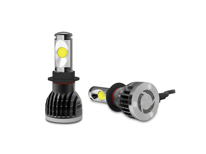 Lifetime LED Single Beam LED Low Beam Bulb - H11 (07-13 Sierra 1500)