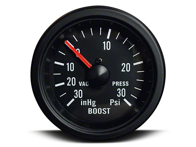Prosport 30 PSI Boost/Vac Gauge - Mechanical (07-19 Sierra 1500)