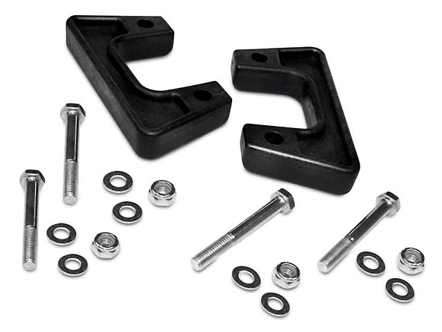 SuperLift 2-Inch Front Leveling Kit (07-18 2WD/4WD Sierra 1500, Excluding 14-18 Denali)