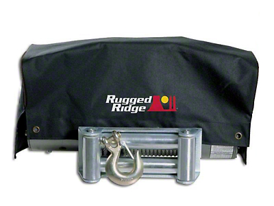 Rugged Ridge 8,500 lb. or 10,500 lb. Winch Cover