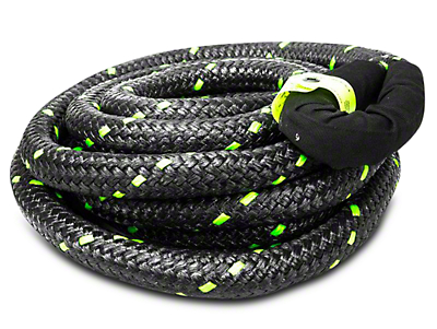 Monster Hook 1.5 in. x 30 ft. Monster Rope - 78,000 lbs.