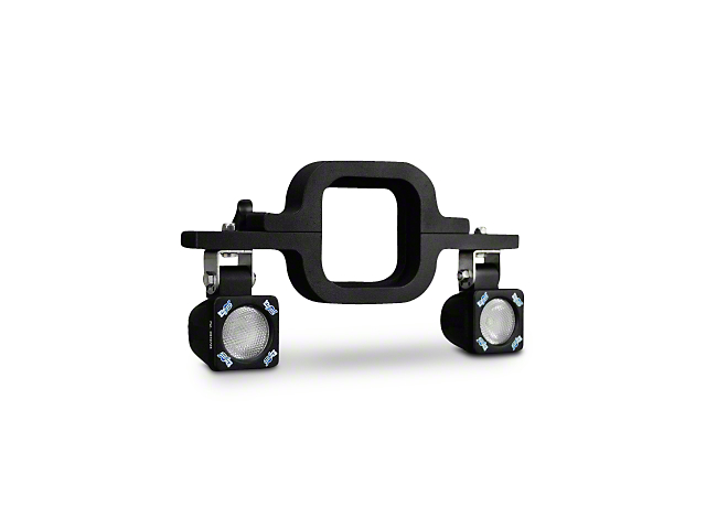 Vision X Backup Light Receiver Bracket (07-18 Sierra 1500)