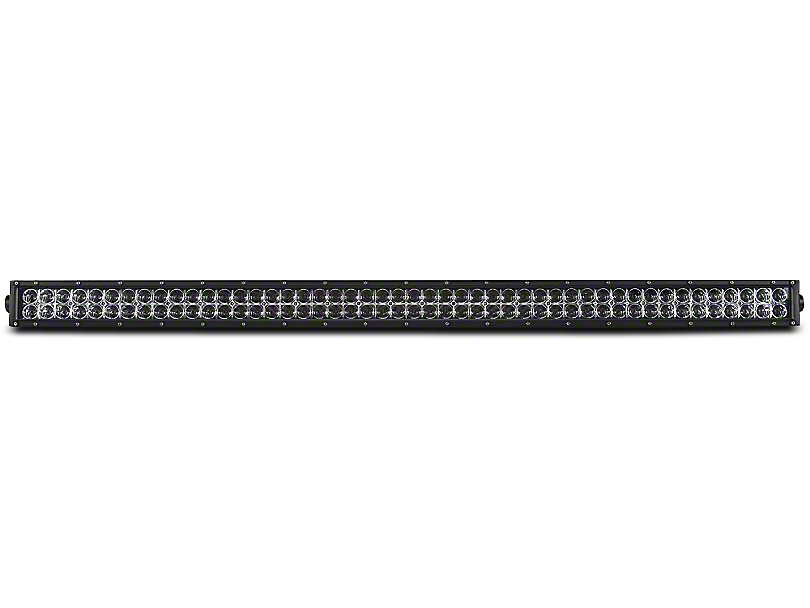 Engo 50 in. Amber & White Multifunction LED Light Bar - Flood/Spot Combo