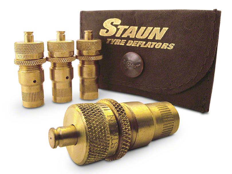 Staun Heavy Duty Tire Deflators - 15 to 55 PSI