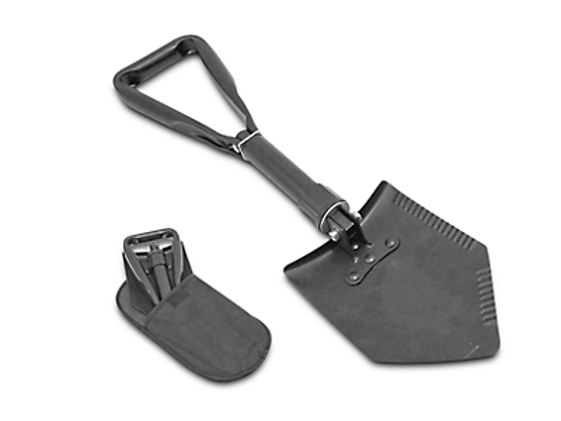 Rugged Ridge Tri Fold Recovery Shovel