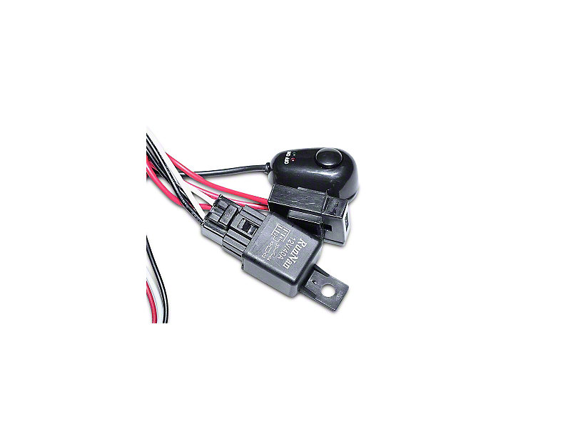 Lifetime LED Switch and Wiring Kit