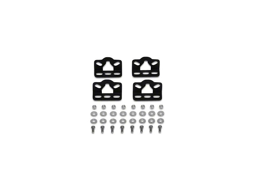 Tuffy Modular Gear Anchors - Set of Four (07-19 Sierra 1500)