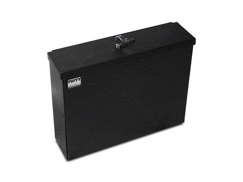 Tuffy Laptop Computer Security Lockbox (07-18 Sierra 1500)