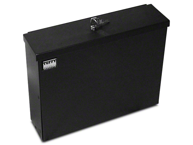 Tuffy Laptop Computer Security Lockbox (07-19 Sierra 1500)