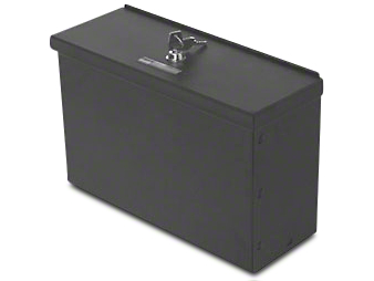 Tuffy Compact Security Lockbox (07-18 Sierra 1500)