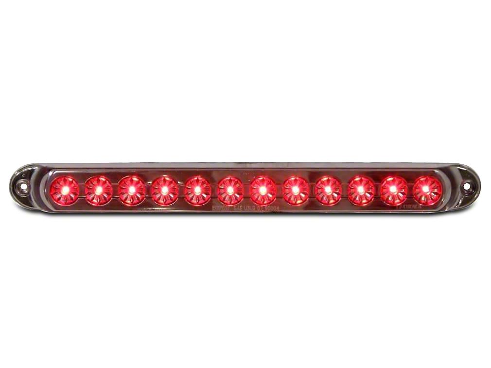 Putco 15 in. Mini Tailgate Light Bar - Ion Chrome