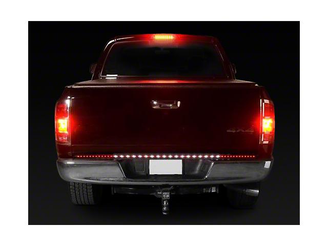 Putco sierra 48 in tailgate led light bar 90009 48 07 17 sierra putco 48 in tailgate led light bar 07 18 sierra 1500 aloadofball Gallery