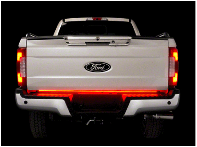 Putco sierra 60 in blade tailgate led light bar 92009 60 free blade tailgate led light bar aloadofball Image collections