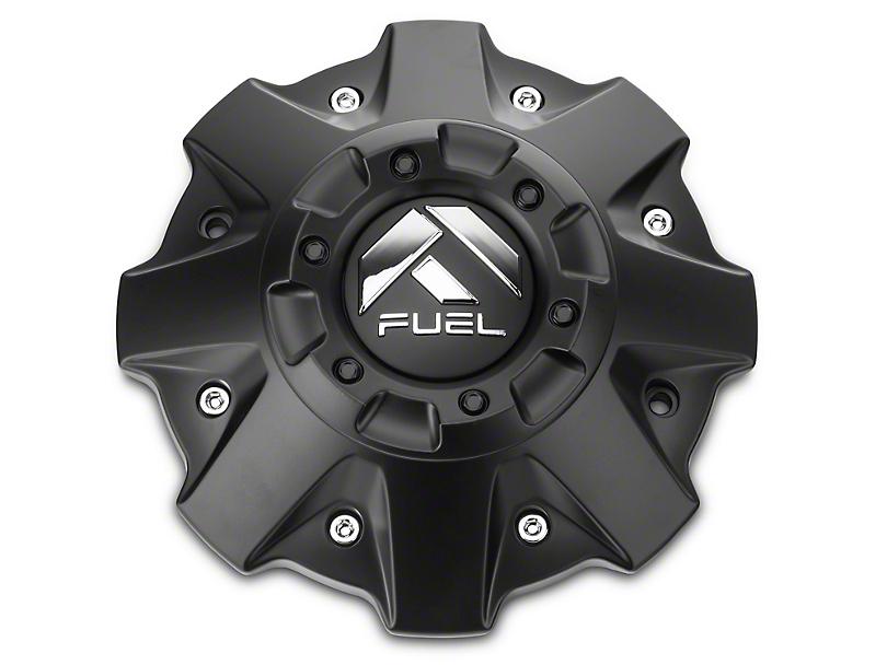 Fuel Wheels Black Center Cap (07-20 Sierra 1500)