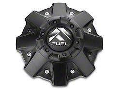 Fuel Wheels Center Cap; Black (07-21 Sierra 1500)