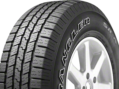 Goodyear Wrangler SR-A Tire (Available From 29 in. to 33 in. Diameters)