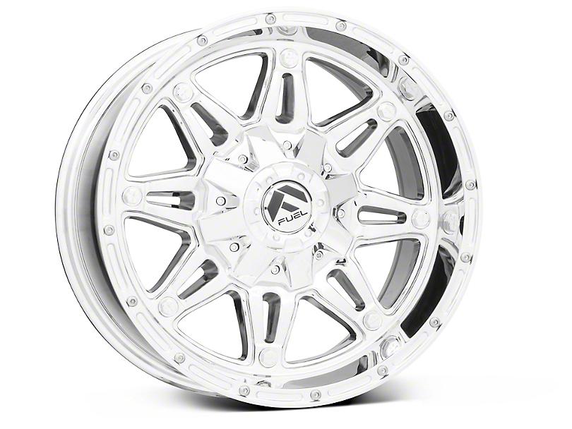 Fuel Wheels Hostage Chrome 6-Lug Wheel - 22x9.5 (07-18 Sierra 1500)