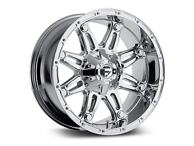 Fuel Wheels Hostage Chrome 6-Lug Wheel - 22x9.5 (07-18 Sierra 1500)