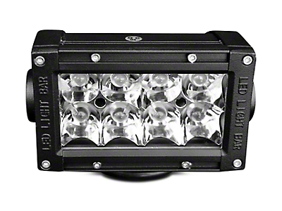 DV8 Off-Road 12 in. Chrome Series LED Light Bar - Flood/Spot Combo (07-18 Sierra 1500)
