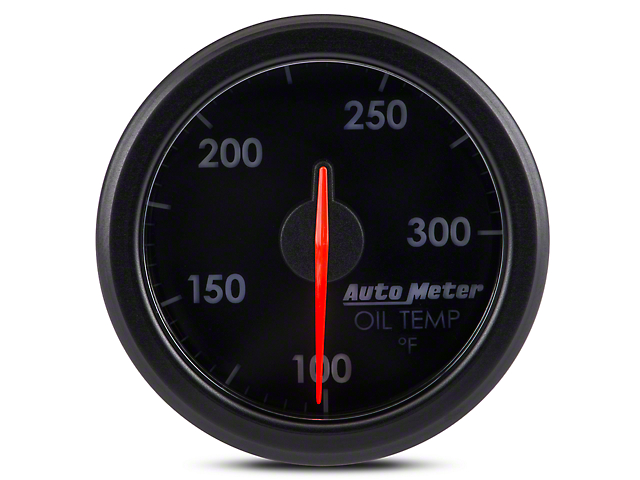 Auto Meter AirDrive Oil Temperature Gauge - Electrical (07-19 Sierra 1500)