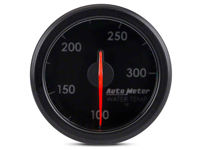 Auto Meter AirDrive Water Temperature Gauge (07-19 Sierra 1500)