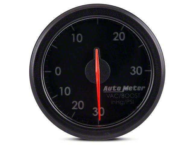 Auto Meter AirDrive Boost/Vac Gauge - Electrical (07-19 Sierra 1500)
