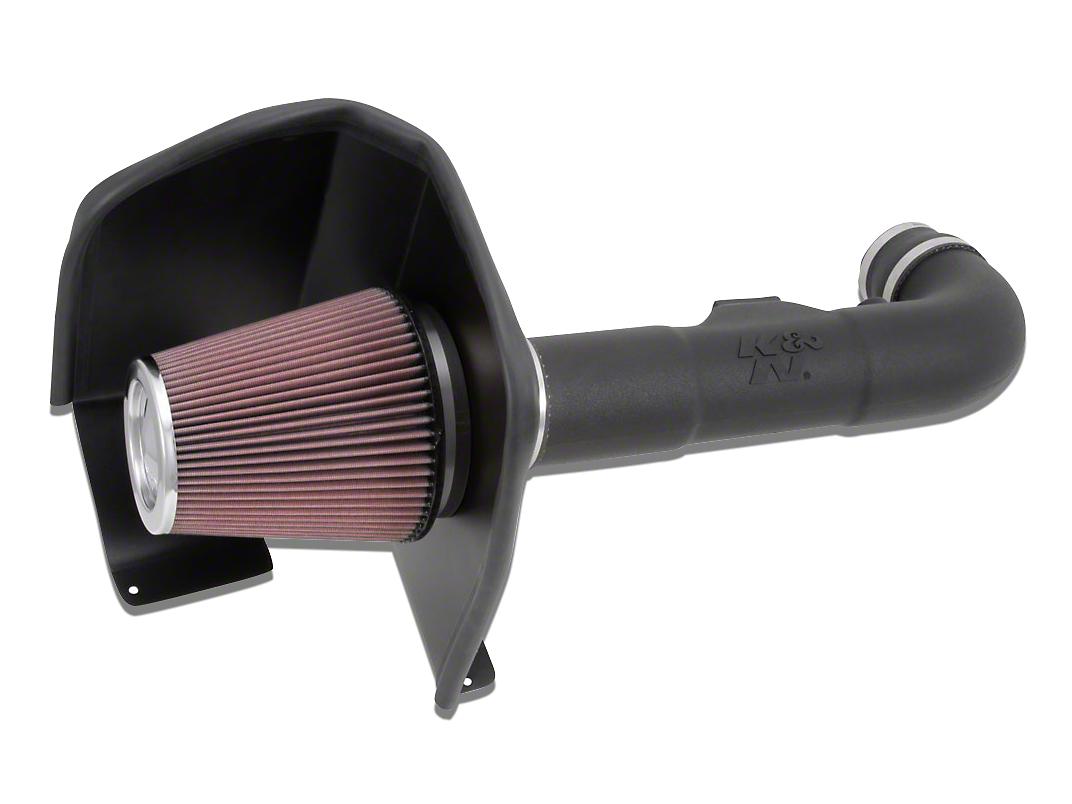 K&N Series 57 FIPK Cold Air Intake (2014 6.2L Sierra 1500)