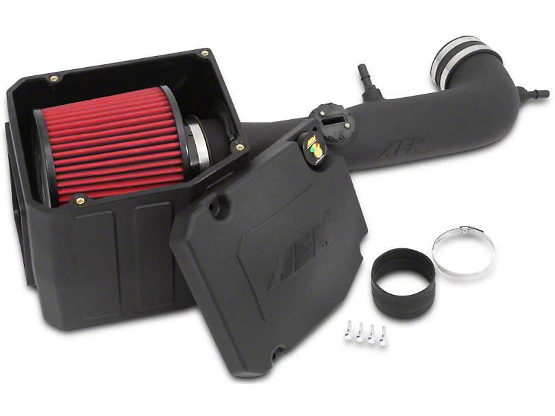 AEM Brute Force Cold Air Intake - Black (14-18 5.3L Sierra 1500)