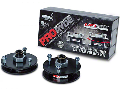 ProRYDE 2.25 in. to 3 in. Adjustable Front Leveling Kit (14-18 2WD/4WD Sierra 1500)
