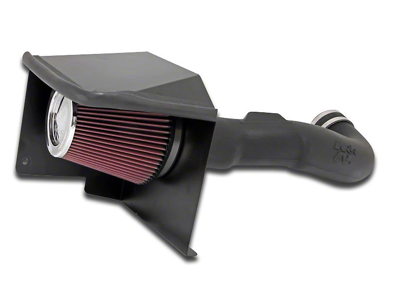 K&N Series 57 FIPK Cold Air Intake (09-13 4.8L Sierra 1500)